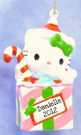 Hello Kitty in a Gift Box