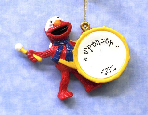 Elmo with Drum