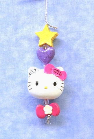 Hello Kitty Dangle with Star