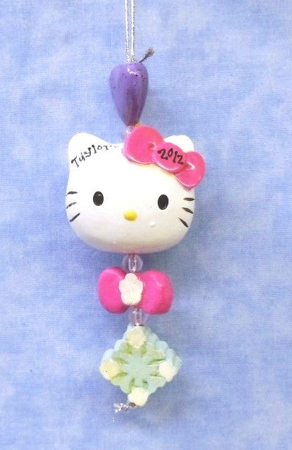 Hello Kitty Dangle with Flake