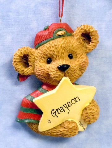 Boy Bear with Star