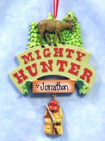 Mighty Hunter Sign