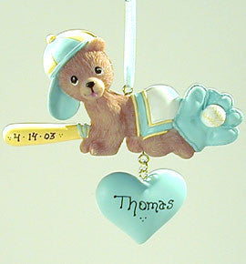Baby Sports Ornament