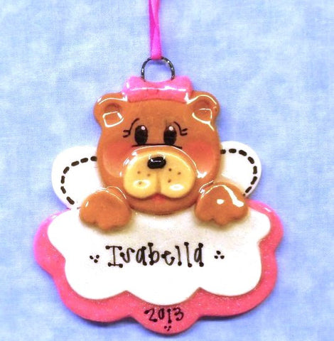 Baby Bear Pink Made in USA