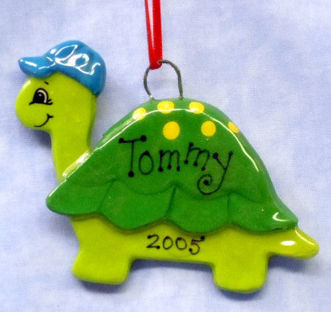 Turtle with Cap Hand Made in USA