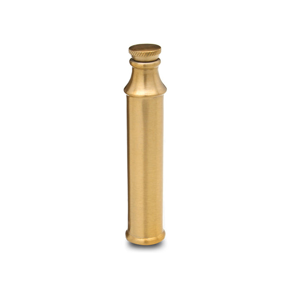 Brass Committal Sander (Gold)