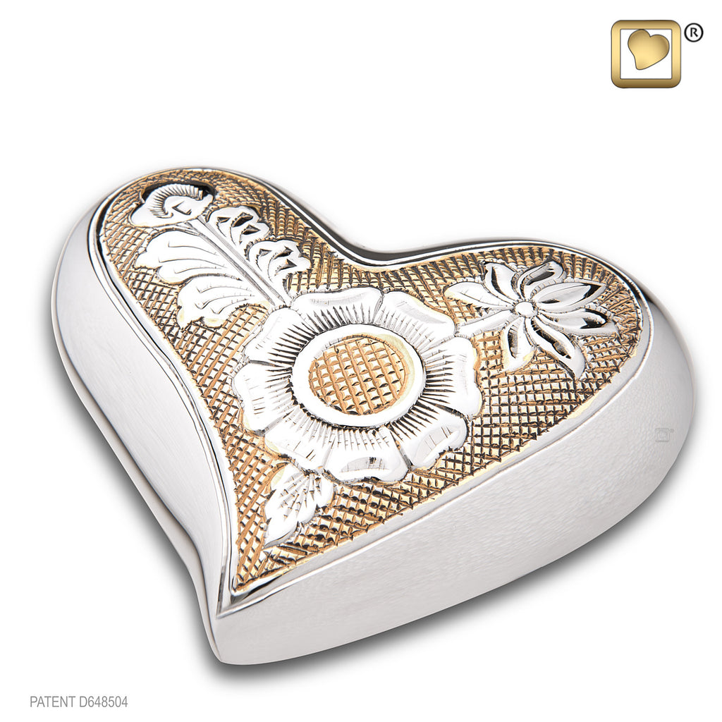 Monarch Jali (Keepsake Heart)