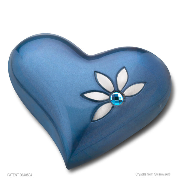 Nirvana Azure (Keepsake Heart)