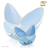 Wings of Hope Blue (Keepsake)