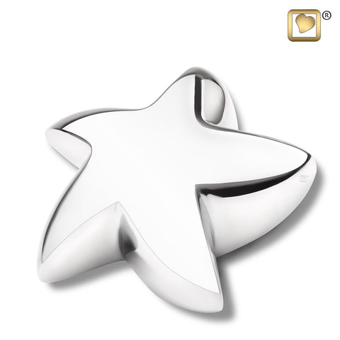 Bright Silver (Keepsake Star)