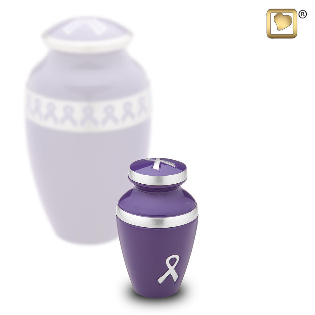 Awareness Purple (Keepsake)