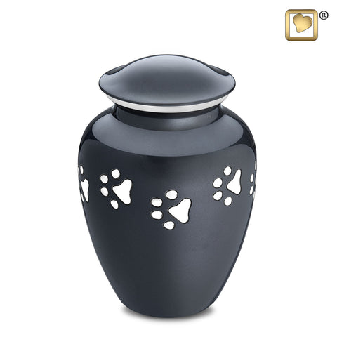 Classic Paw Print Urn (Large)