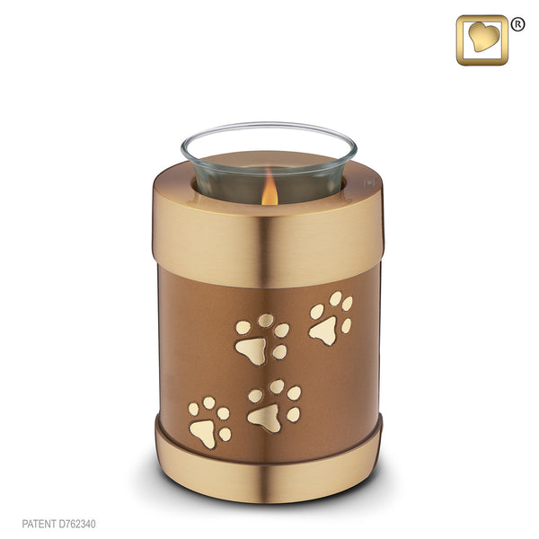 Pet Bronze (Tealight Urn)