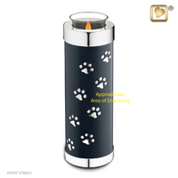 Pet Midnight Tall (Tealight Urn)