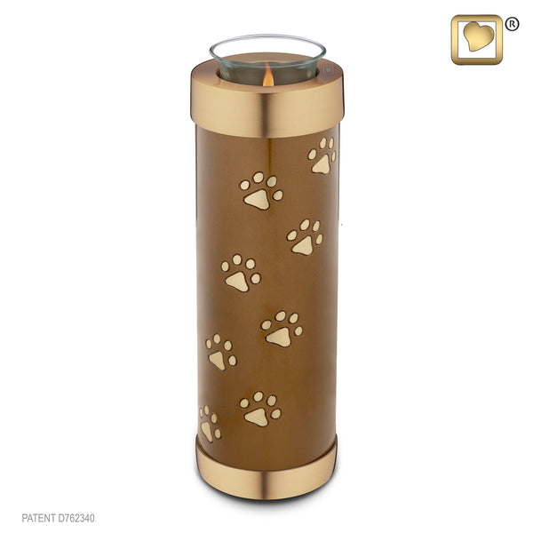 Pet Bronze Tall (Tealight Urn)
