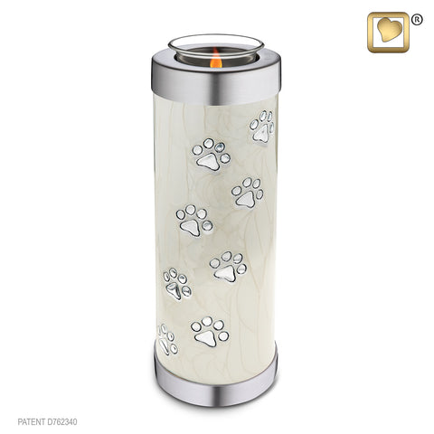 Pet Pearl Tall (Tealight Urn)