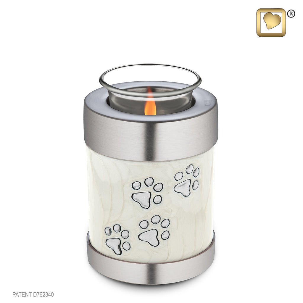 Pet Pearl (Tealight Urn)
