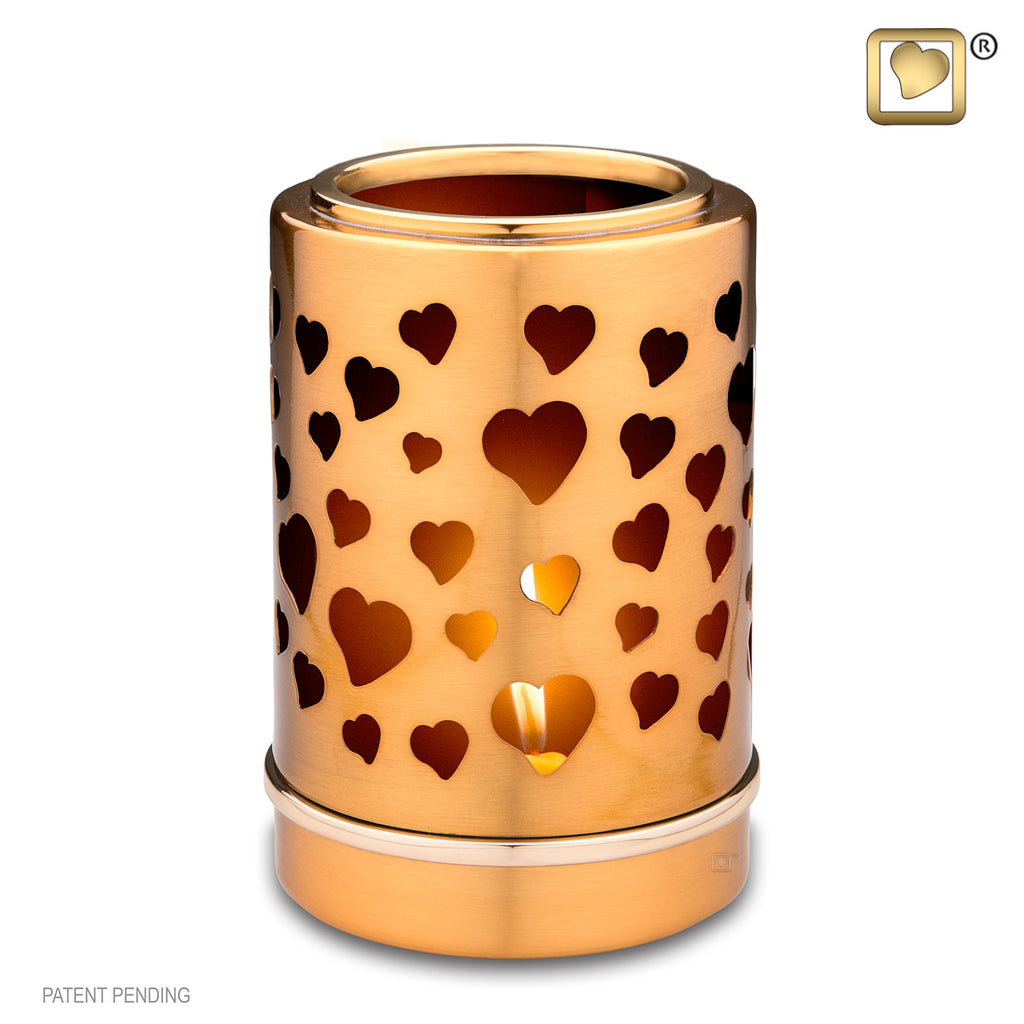Reflections of Love (Tealight Urn)