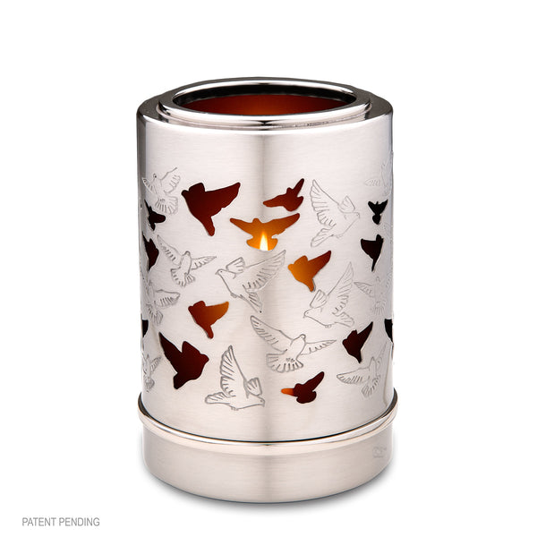 Reflections of Soul (Tealight Urn)