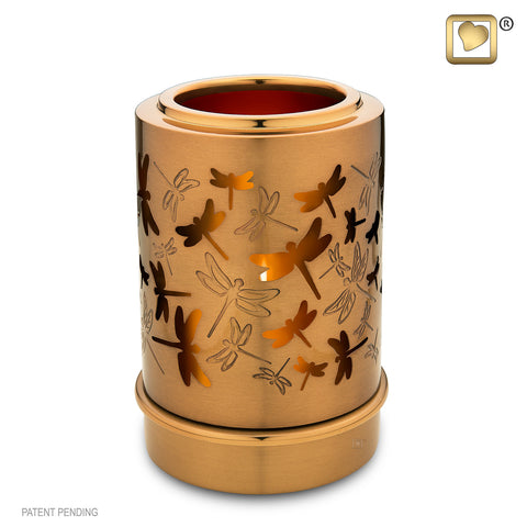 Reflections of Spirit (Tealight Urn)