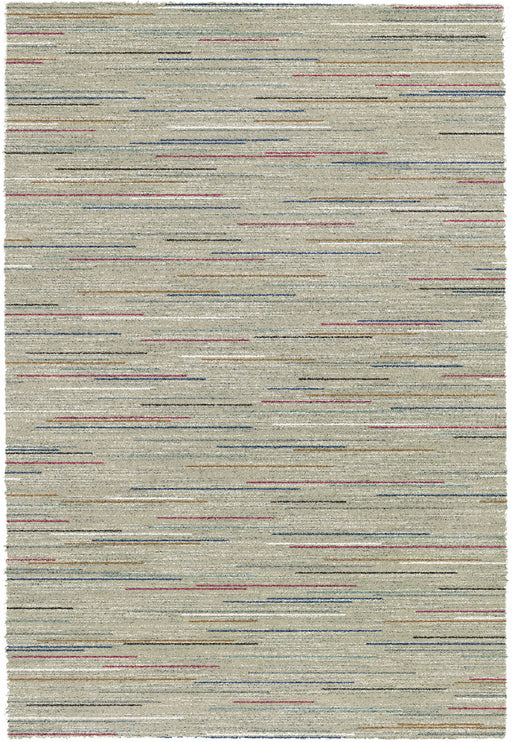 Thick Modern Beige Colour Shaggy Rug-Modern Rug-Rugs Direct