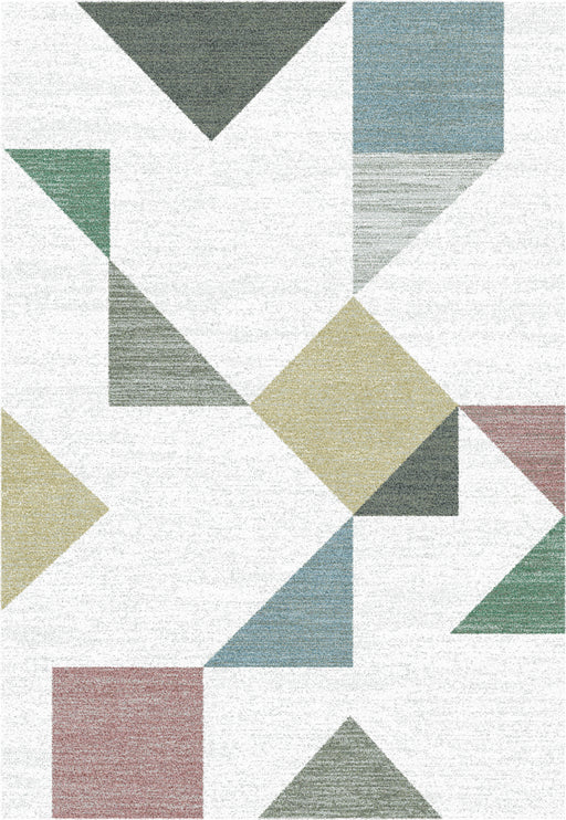 Multicolor Abstract design Madison Rug Size: 1.60 x 2.30meter-Modern Rug-Rugs Direct