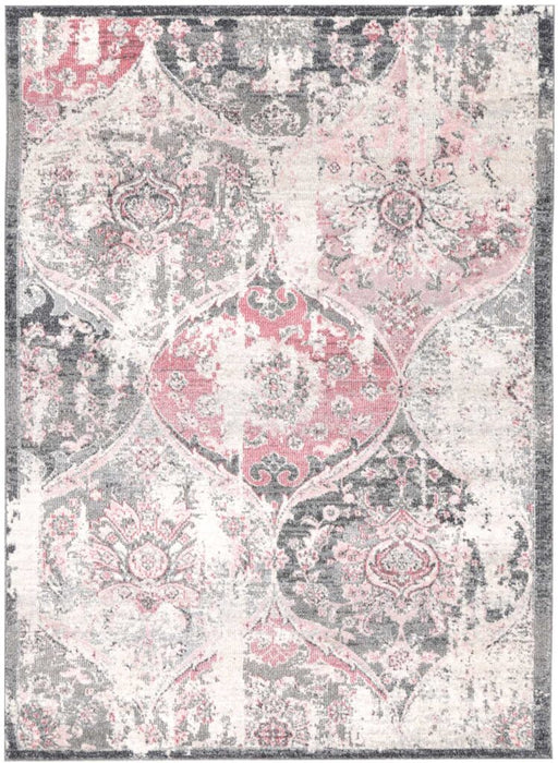 Traditional Moroccan Lantern Design Rug