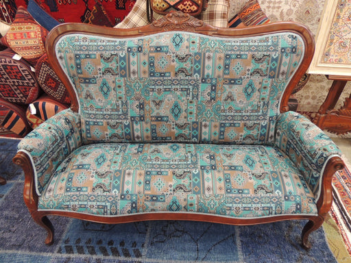 French Antique Settee