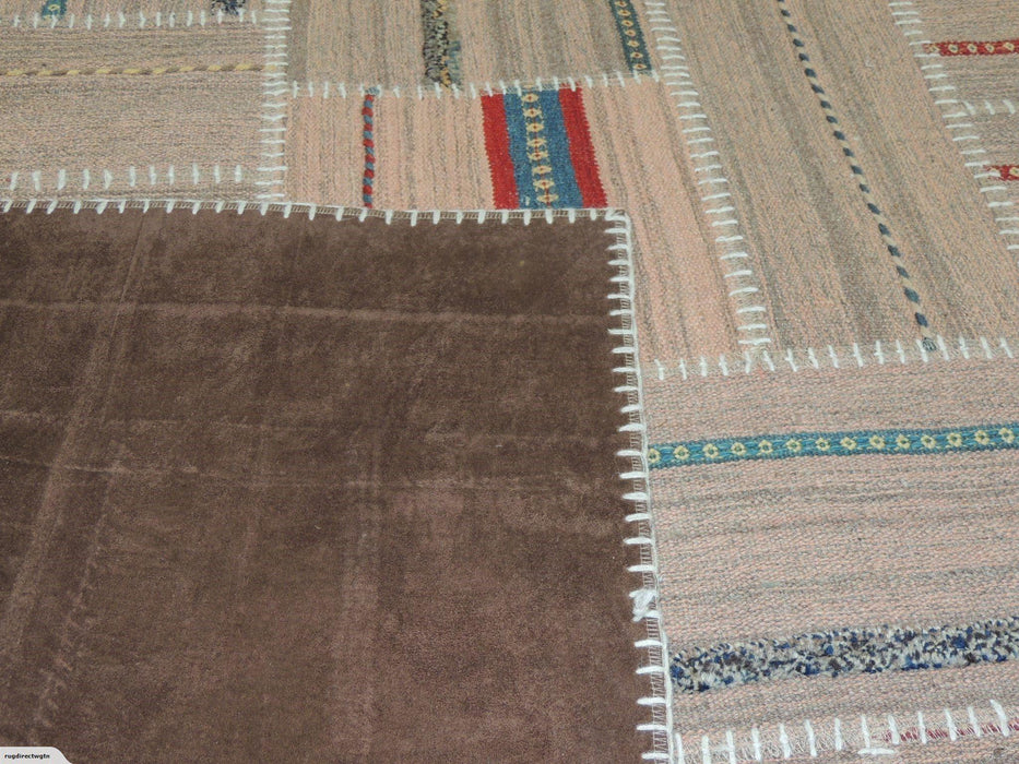 Brand New Patchwork Rug Size: 168 x 238cm-Patchwork Rug-Rugs Direct