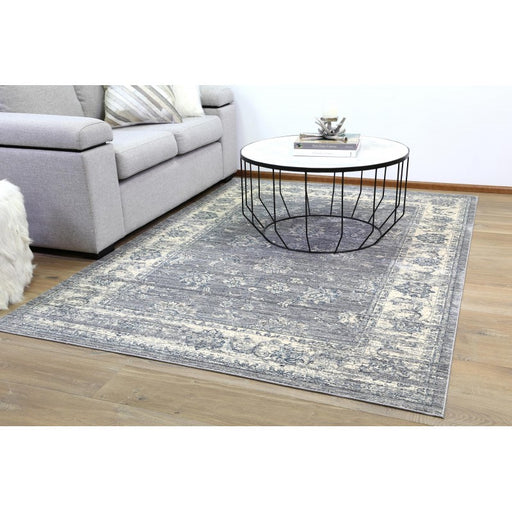 Soft Traditional Design Turkish Rug