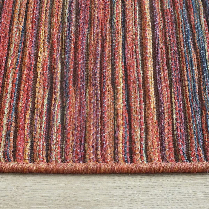 Brighton Indoor/Outdoor Flatweave Hallway Runner 80cm x Cut to order