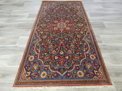Persian Hand Knotted Arak Rug Size: 230 x 120cm