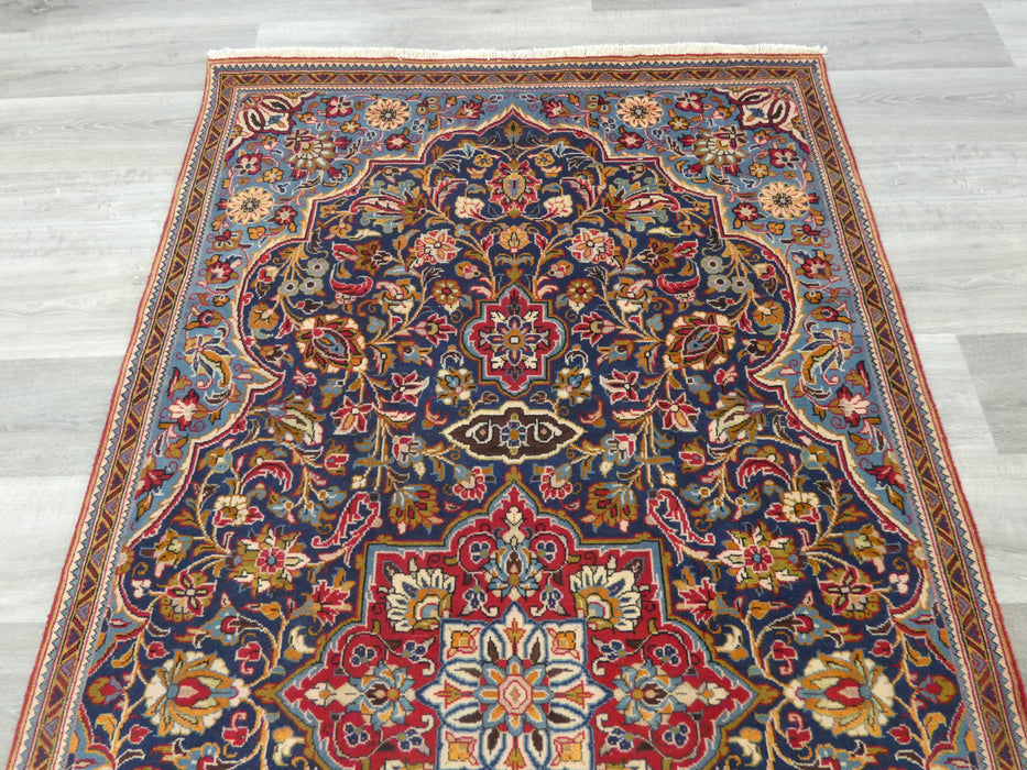 Persian Hand Knotted Arak Rug Size: 230 x 120cm-Arak Rug-Rugs Direct