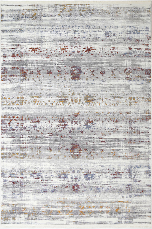 Stunning Silky Contemporary Design Rug
