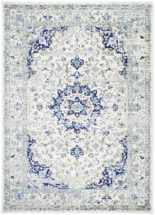 Bohemian Distressed Style Rug Size: 240 x 330cm