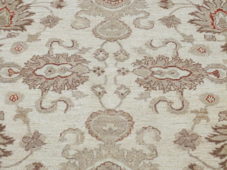 Hand Knotted Afghan Choubi Rug Size: 247 x 299cm