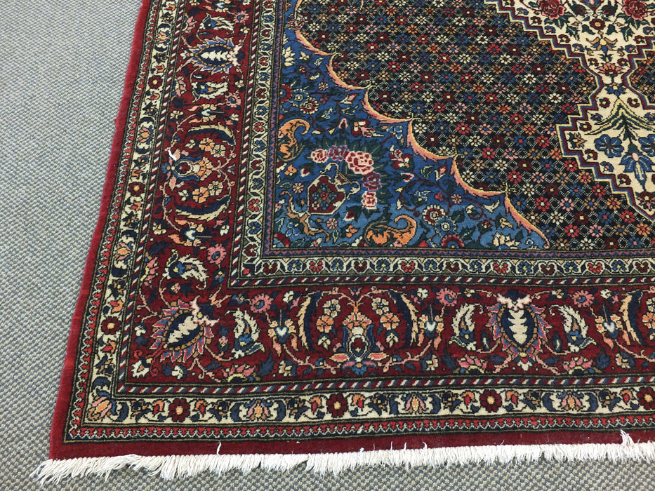 Persian Hand Knotted Bakhtiari Rug Size: 210 x 330cm-Persian Rug-Rugs Direct