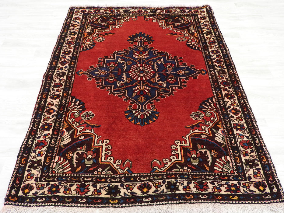 Persian Hand Knotted Tafresh Rug Size 153 x 105cm-Persian Rug-Rugs Direct