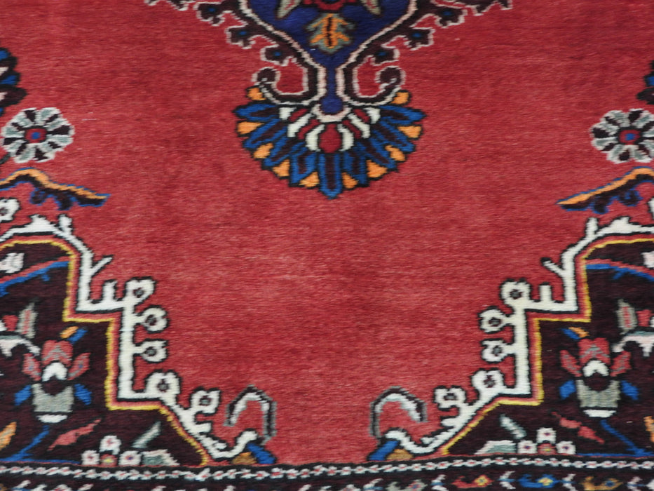 Persian Hand Knotted Tafresh Rug Size 153 x 105cm