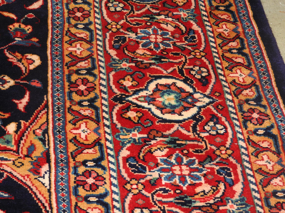Persian Hand Knotted Mahal Rug Size: 470 x 314cm