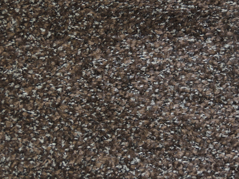 Chocolate Brown Shaggy Turkish Rug-Shaggy Rug-Rugs Direct
