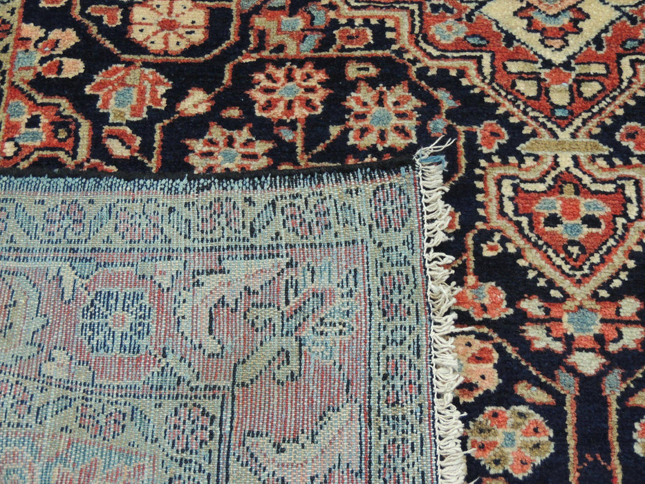 Persian Hand Made Nahavand Rug Size 200 x 133cm-Persian Rug-Rugs Direct