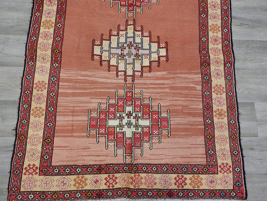 Persian Hand Made Silk Kilim Rug Size: 150 x 100cm-Unclassified-Rugs Direct