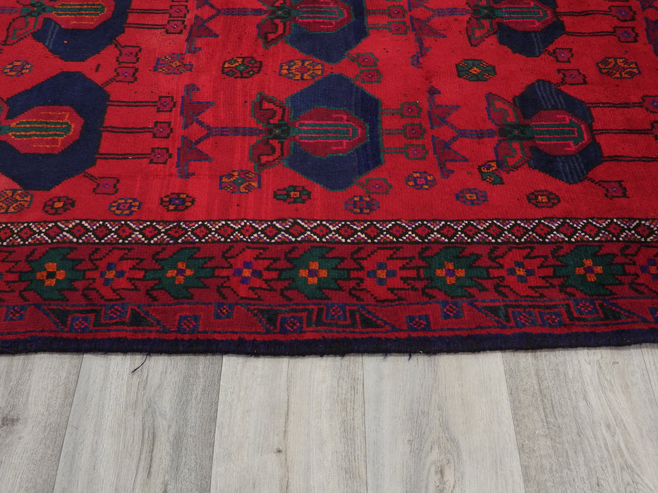 Persian Hand Knotted Luri Rug Size: 220 x 140cm-Persian Rug-Rugs Direct
