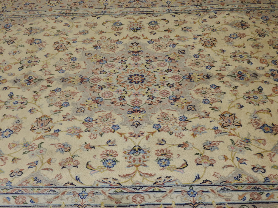 Persian Hand Knotted Ardakan Rug Size: 295 x 206cm-Persian Rug-Rugs Direct