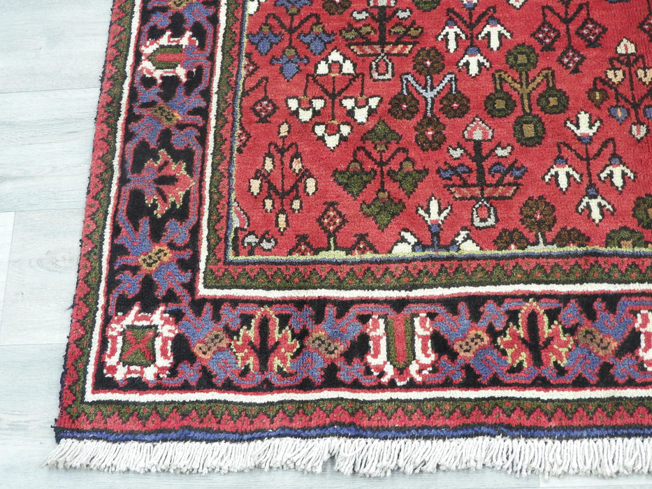 Persian Hand Knotted Josheghan Rug Size: 215 x132cm-Persian Rug-Rugs Direct