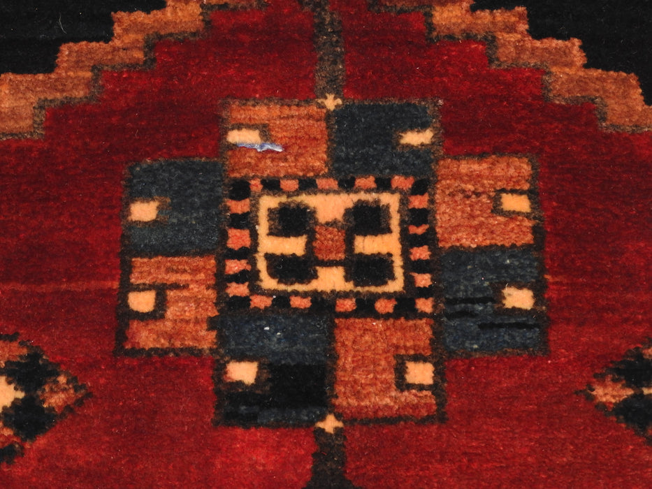 Persian Hand Knotted Bakhtiari Rug Size: 205 x 150cm-Persian Rug-Rugs Direct