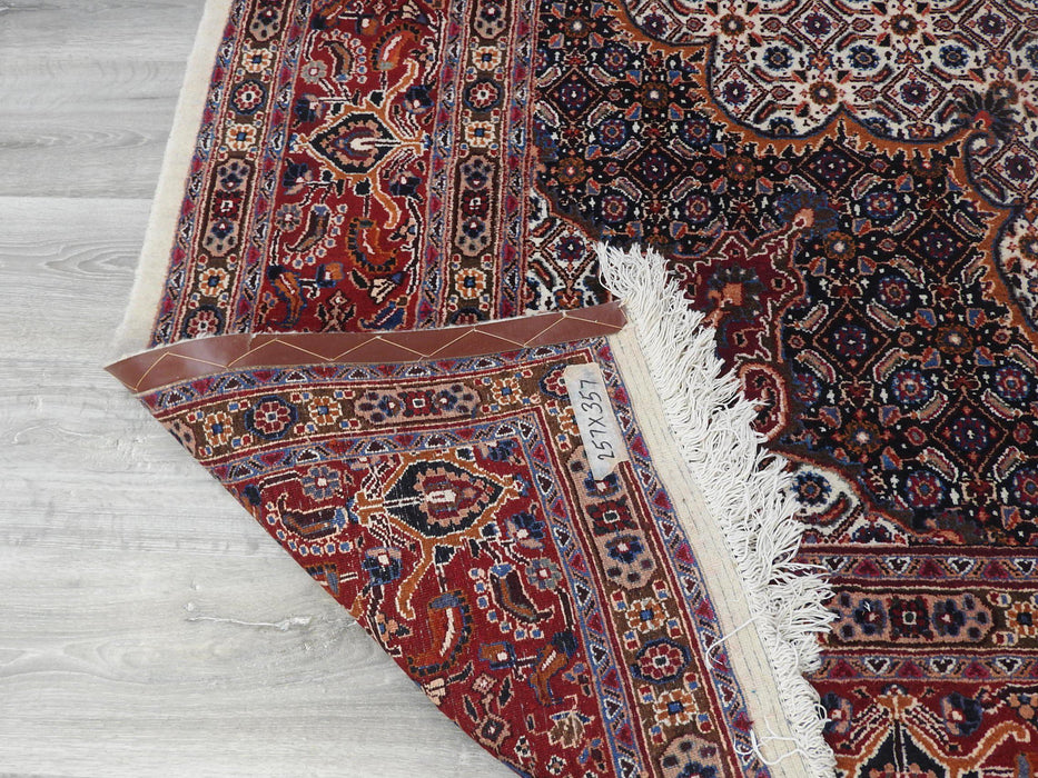 Persian Hand Made Moud Rug Size: 257 x 357cm