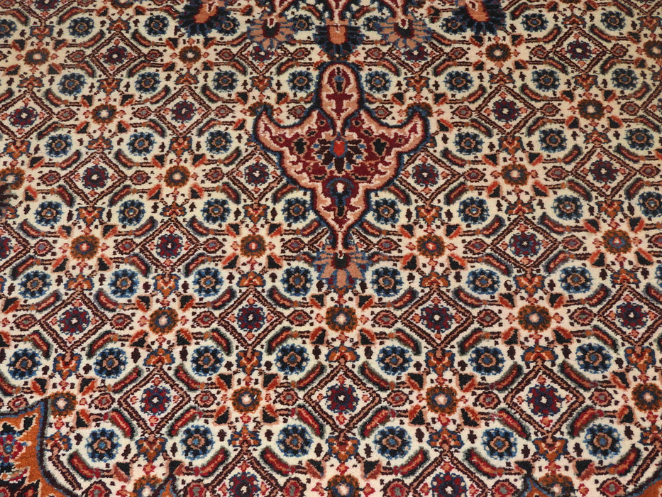 Persian Hand Made Moud Rug Size: 257 x 357cm-Persian Rug-Rugs Direct