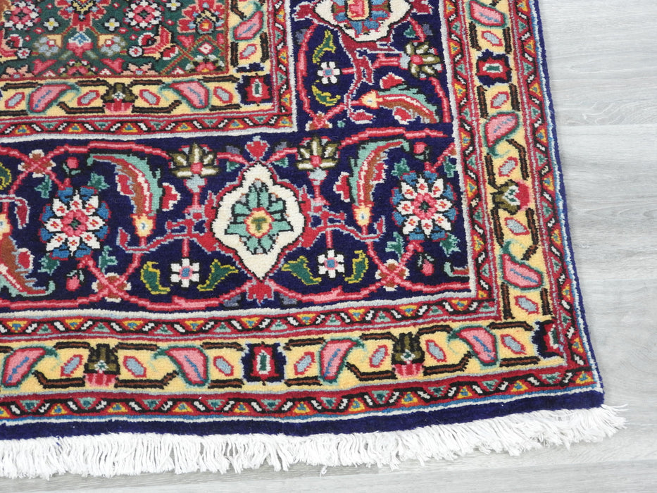 Persian Hand Made Tabriz Rug Size: 260 x 360cm-Persian Rug-Rugs Direct